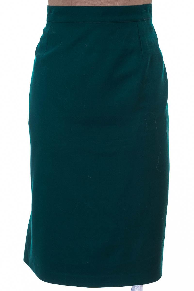 Falda color Verde - Galleris