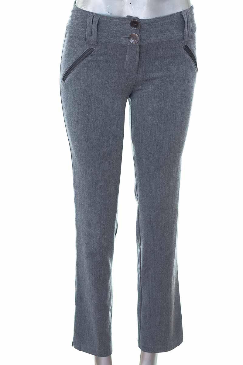 Pantalón Formal color Gris - Pat Primo