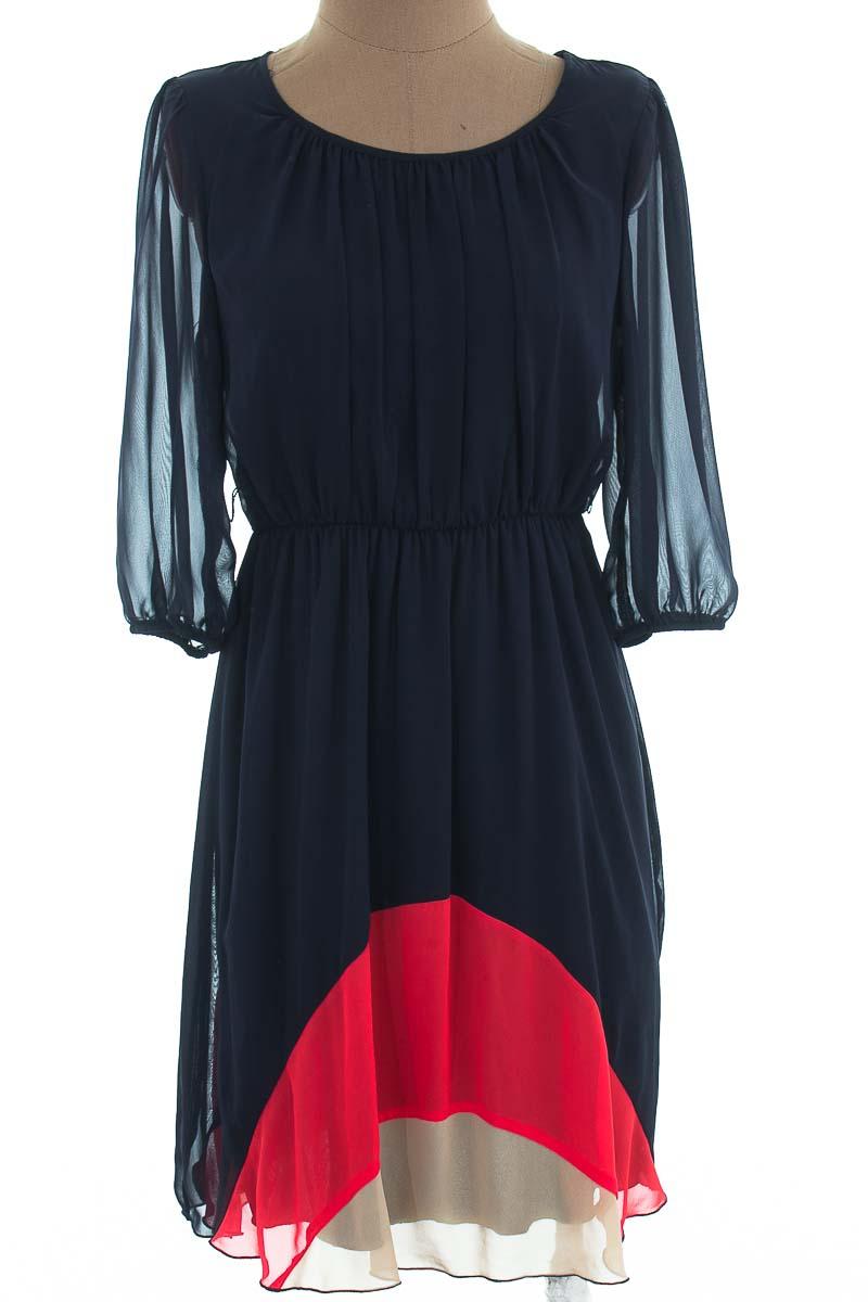 Vestido / Enterizo color Azul - Enfocus