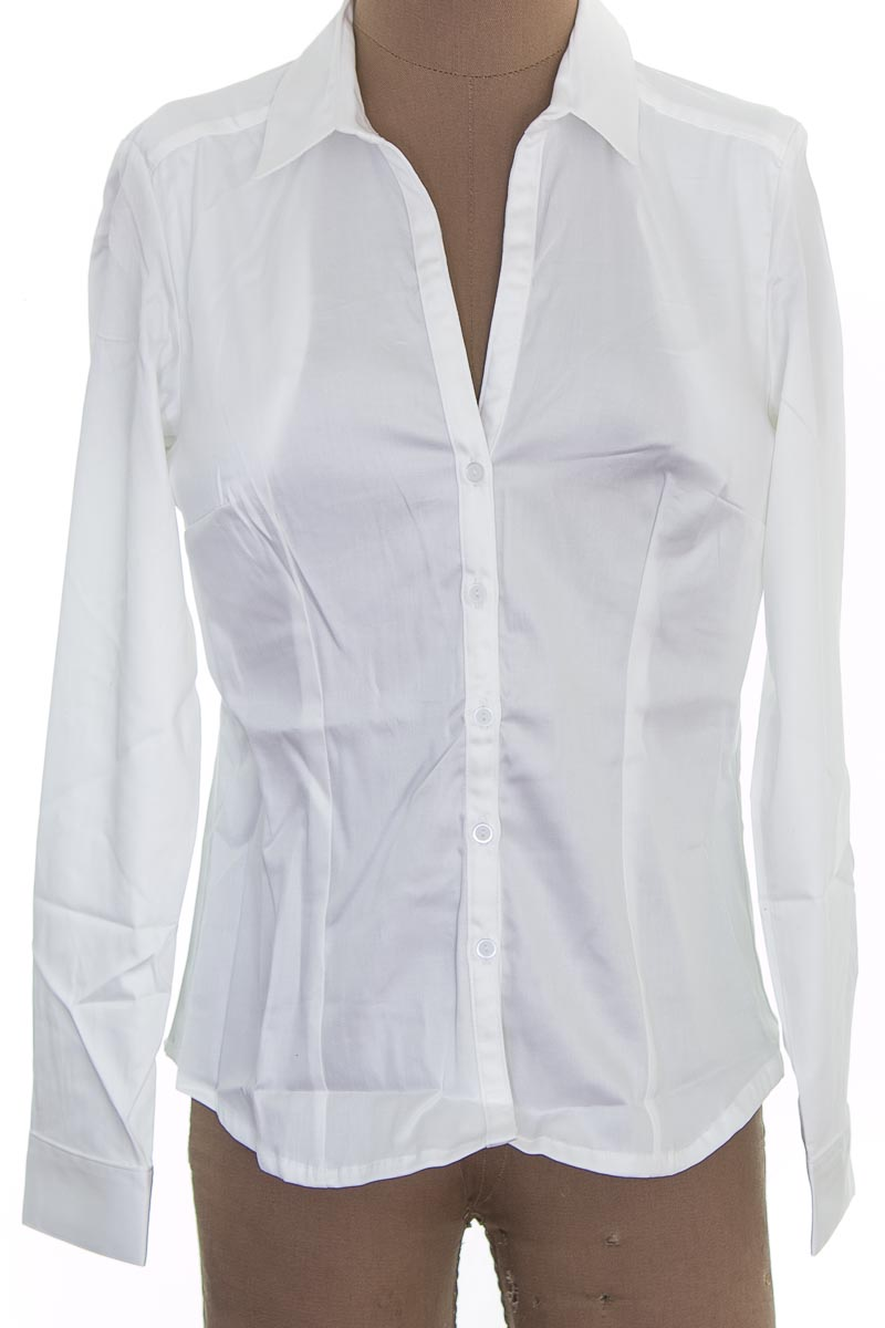 Blusa color Blanco - Leonisa