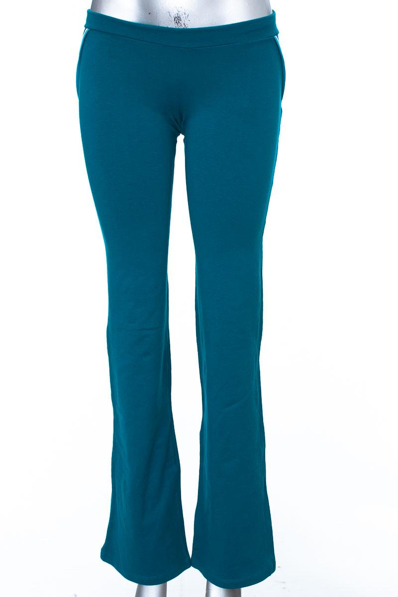 Ropa Deportiva / Salida de Baño Pantalón Deportivo color Verde - Ankara Fashion