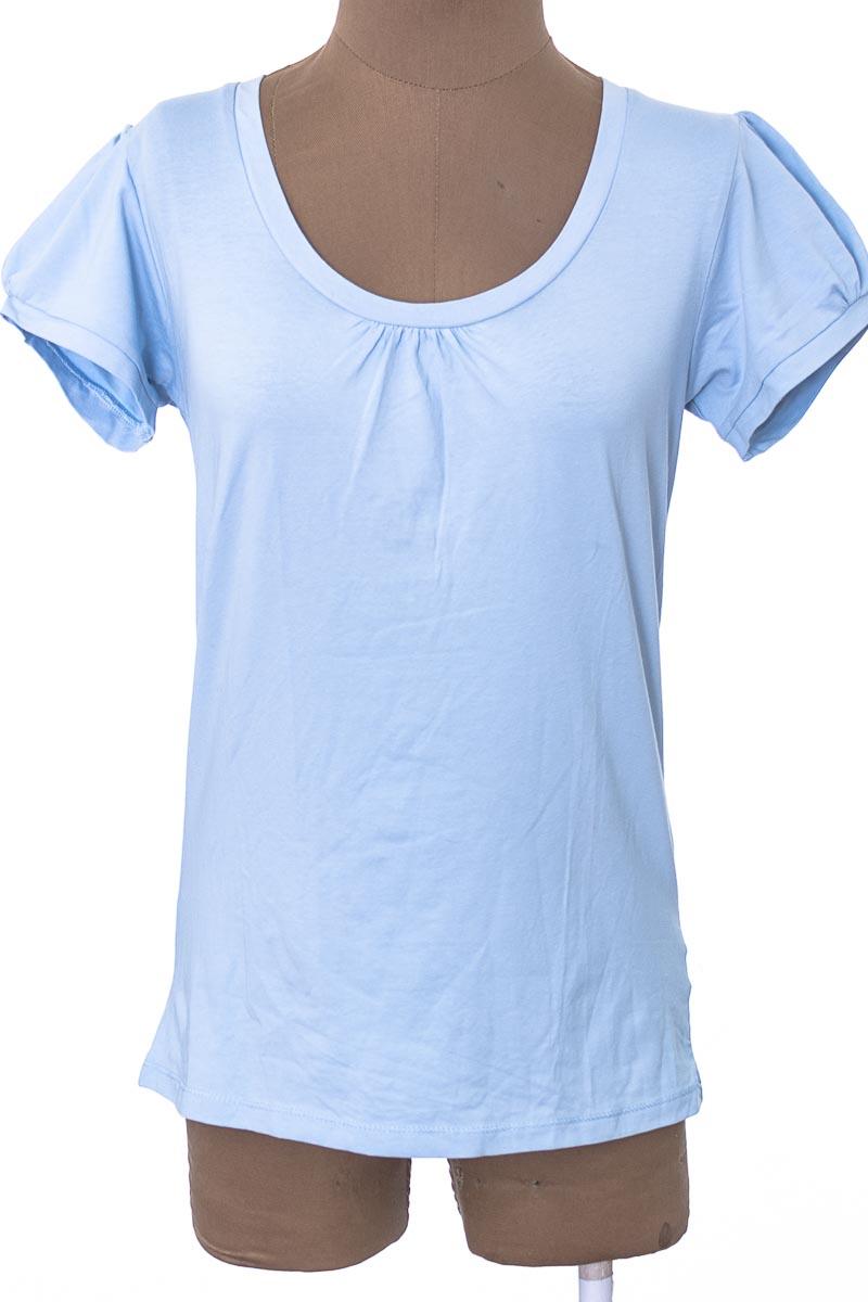 Top / Camiseta color Azul - Sentiments
