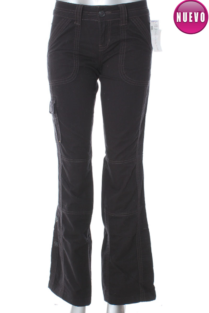 Pantalón color Negro - Aeropostale