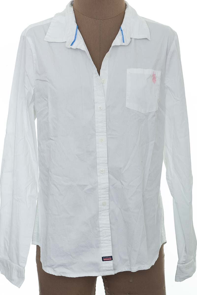Blusa Casual color Blanco - POLO CLUB