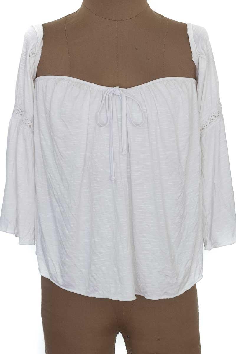 Blusa color Blanco - J&B