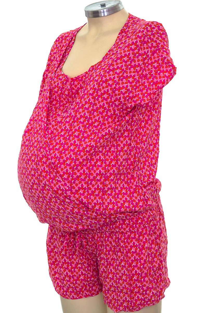 Vestido / Enterizo color Fucsia - Colline