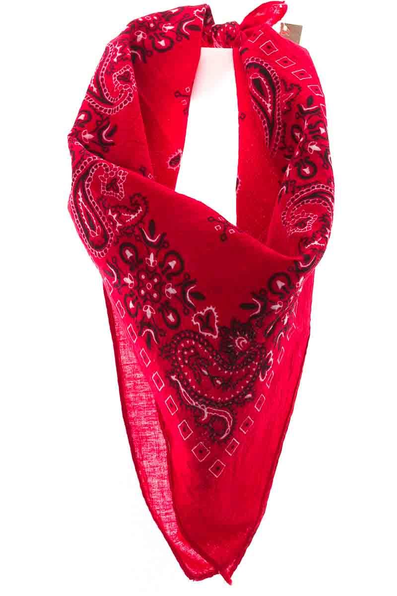 Accesorios Bufanda color Rojo - Closeando