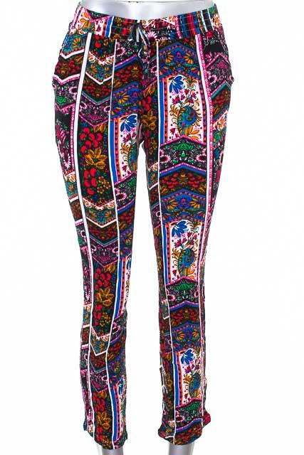 Pantalón Casual color Estampado - Eva Castillo