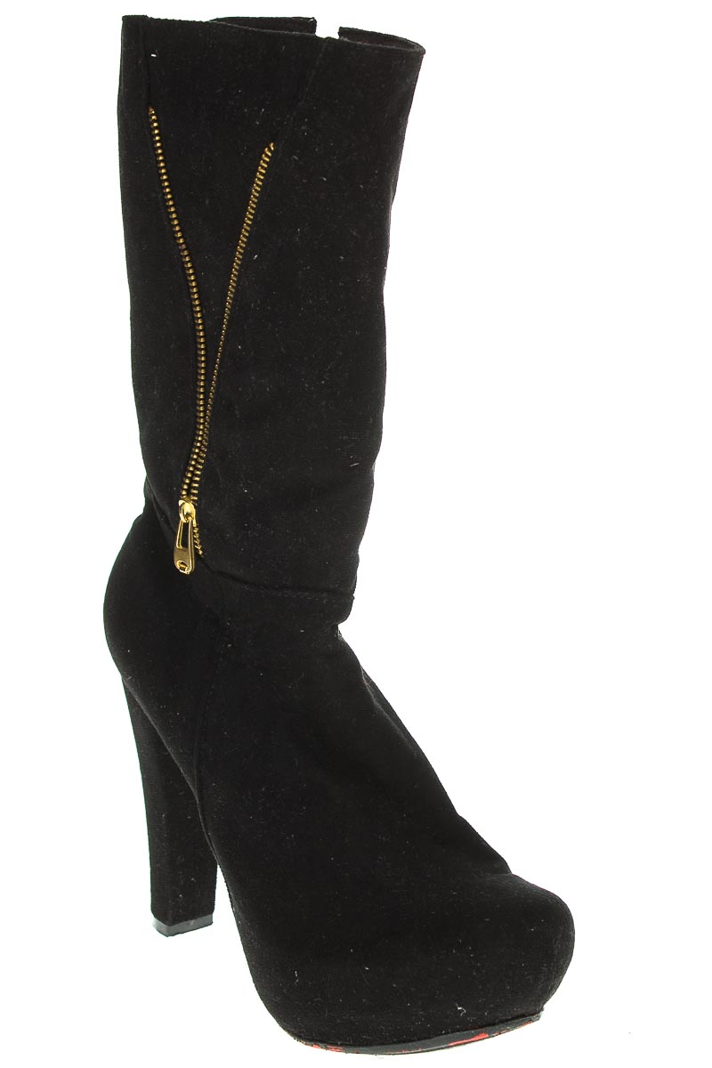 Zapatos color Negro - Thomas