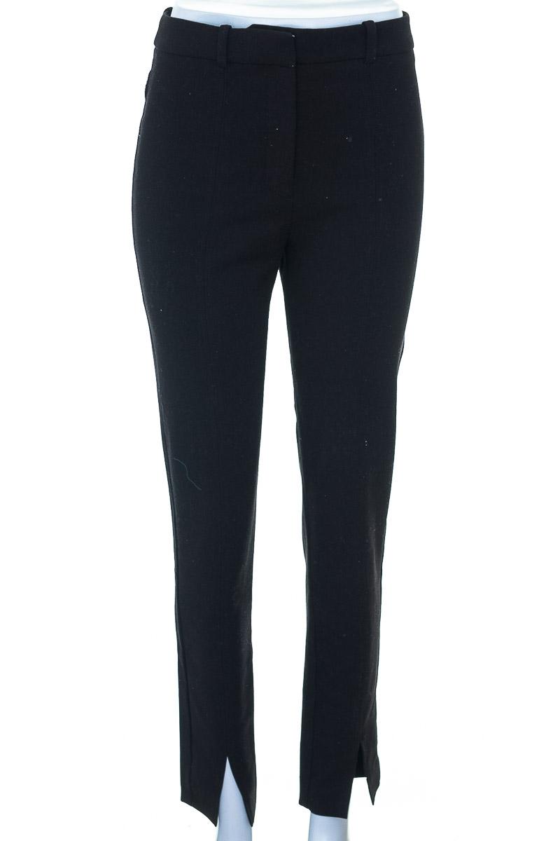 Pantalón Formal color Negro - MNG