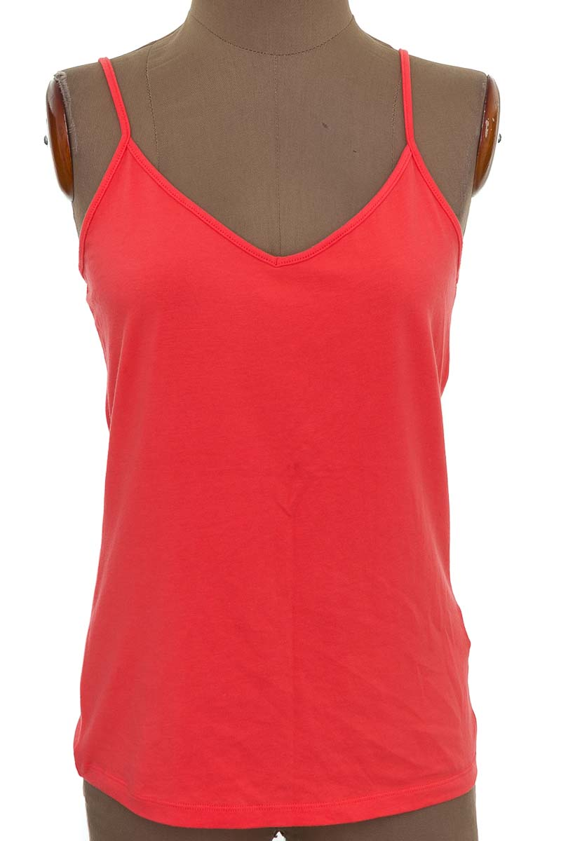 Top / Camiseta color Naranja - Simply Styled