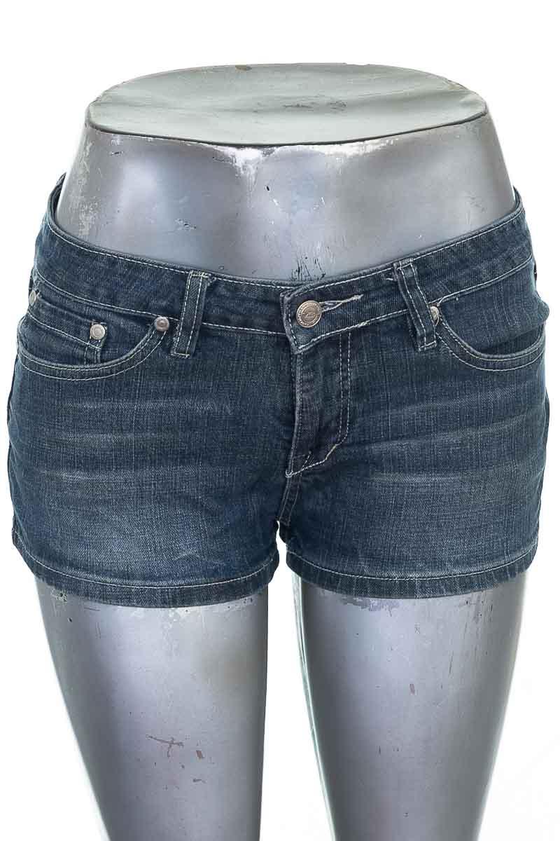 Short Jean color Azul - UB Jeans