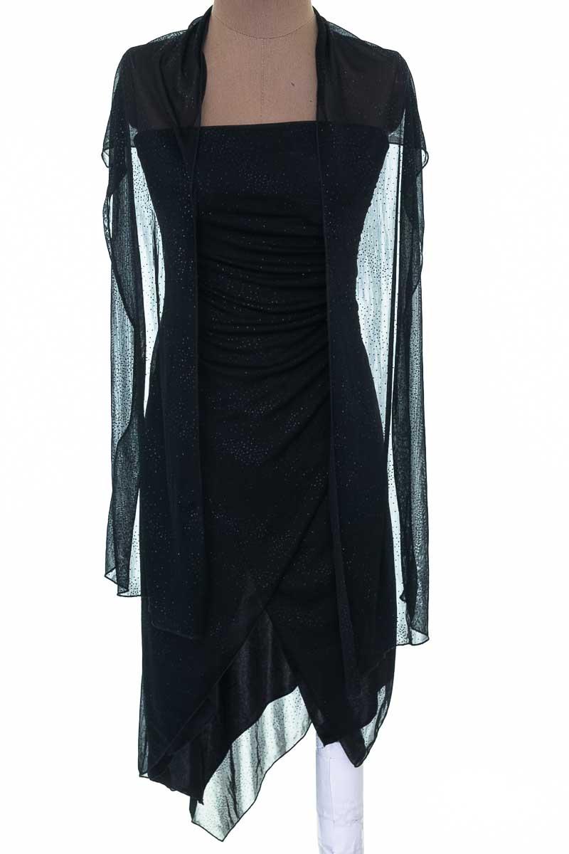 Vestido / Enterizo color Negro - Cristina