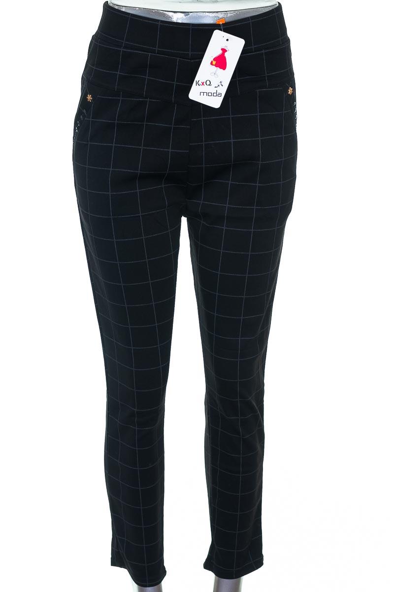 Pantalón color Negro - K x Q Moda