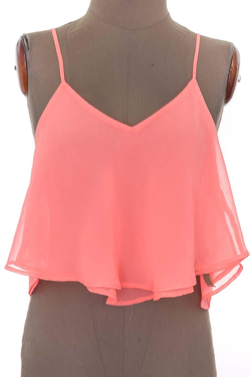 Top / Camiseta color Naranja - ELA