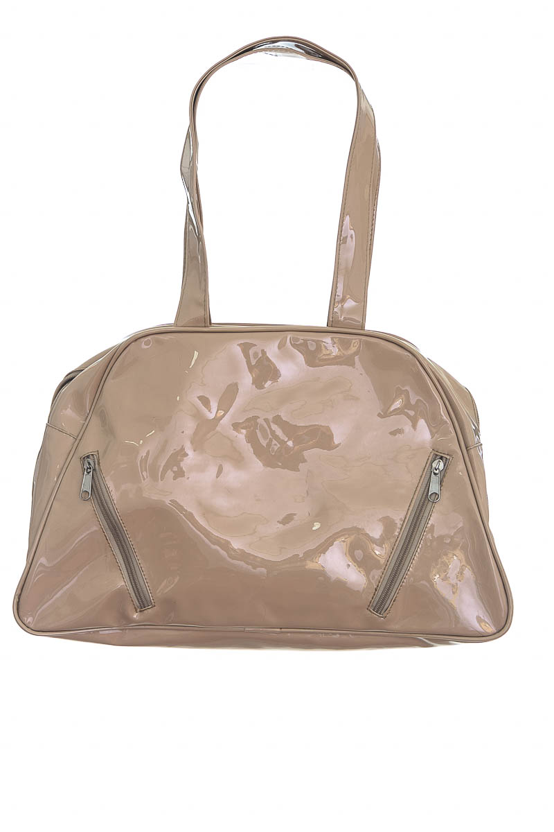 Cartera / Bolso / Monedero color Beige - Closeando