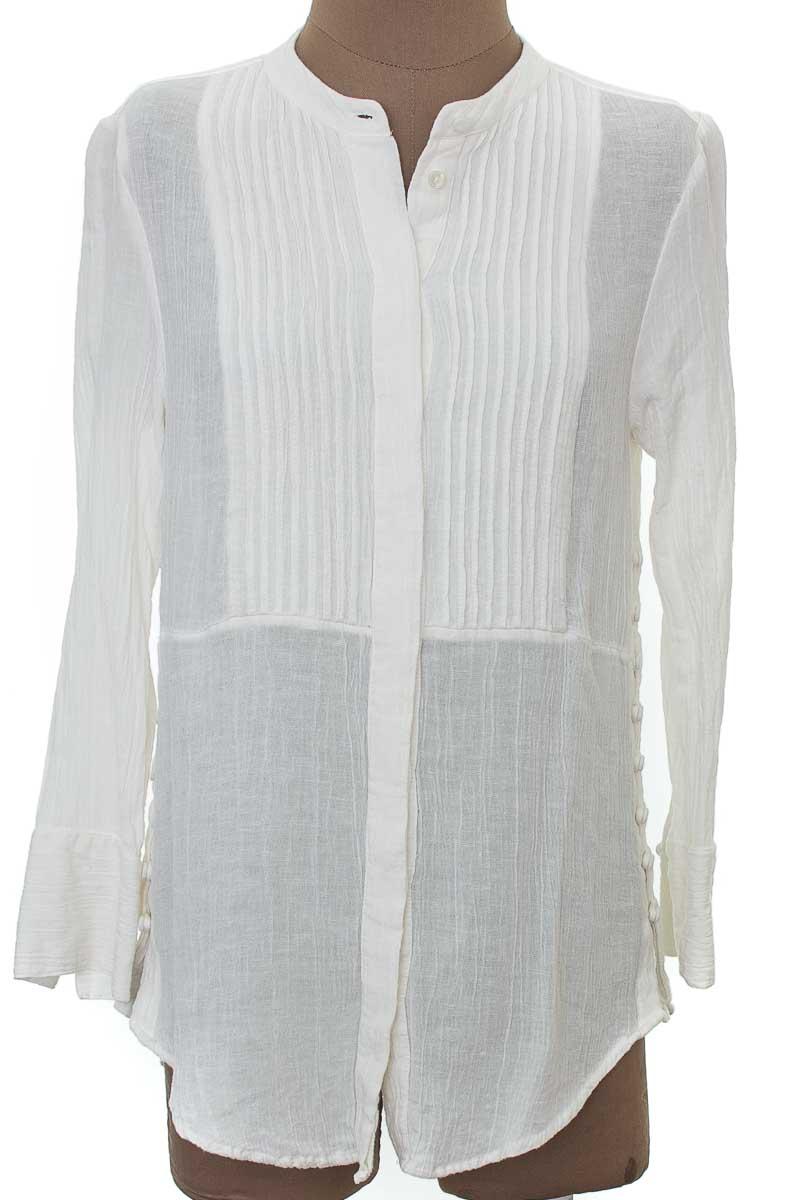 Blusa color Blanco - H&M