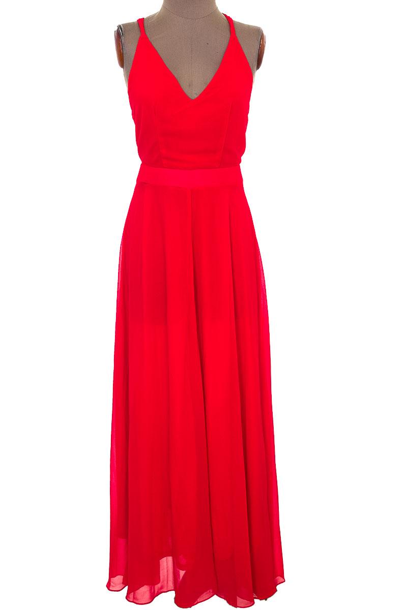 Vestido / Enterizo Casual color Rojo - SHEINSIDE