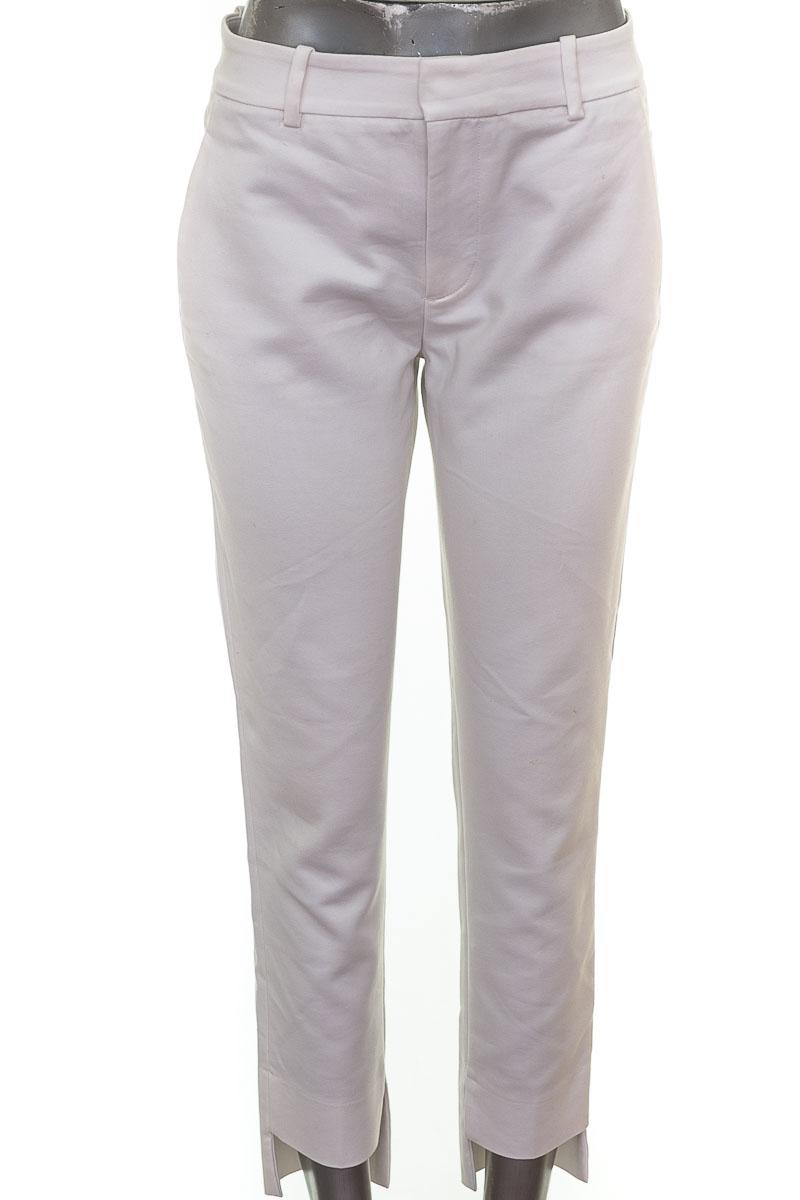 Pantalón color Blanco - Zara