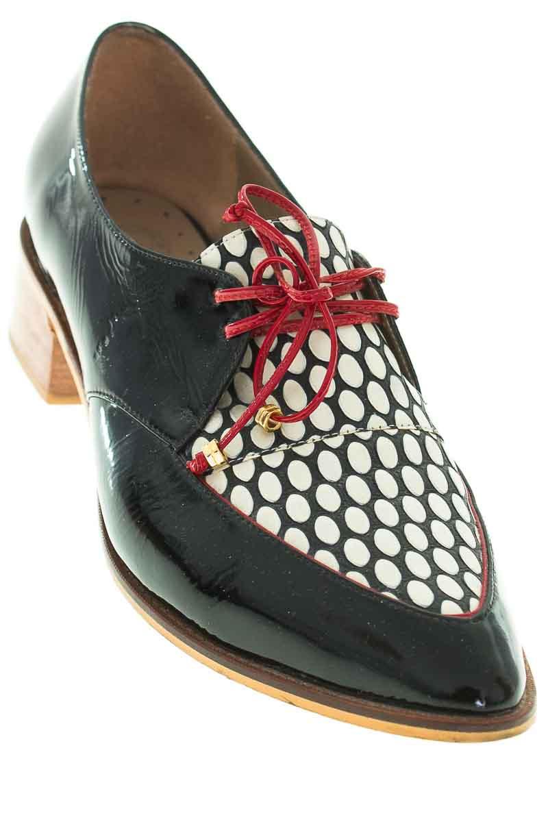 Zapatos color Negro - Carolina d Freydell