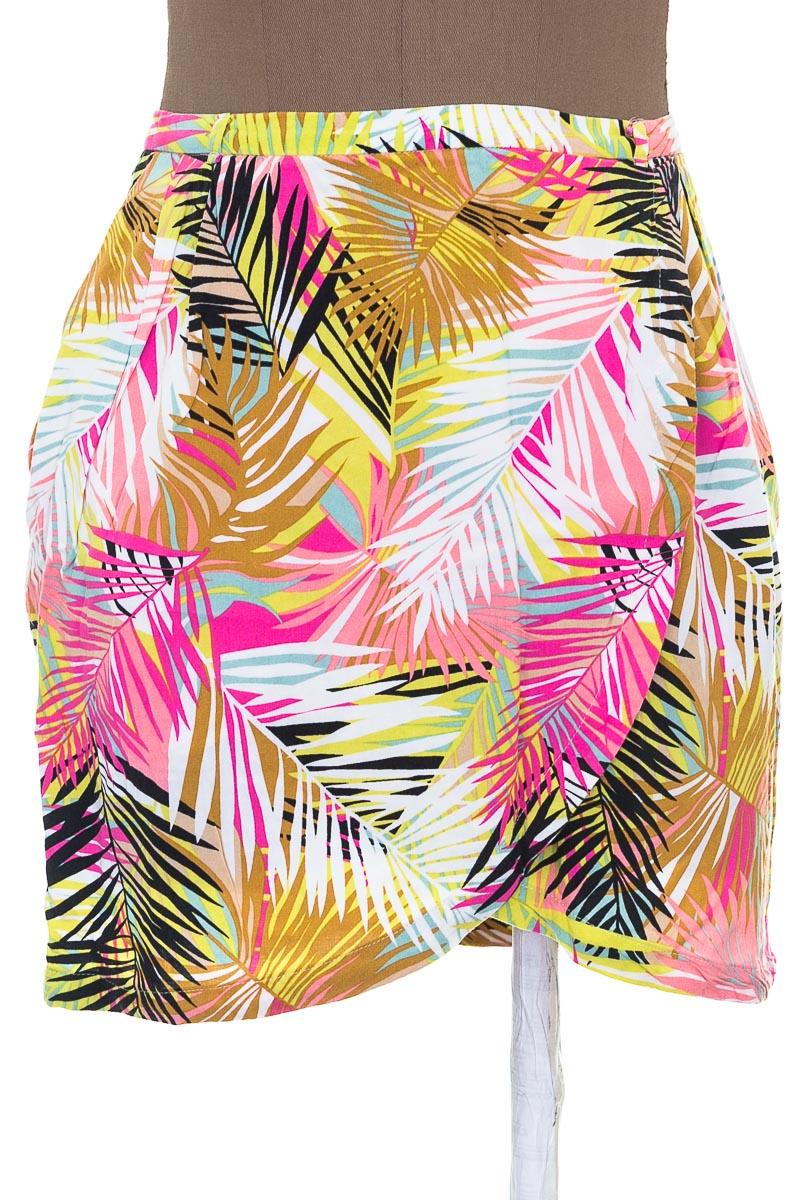 Falda color Estampado - H&M