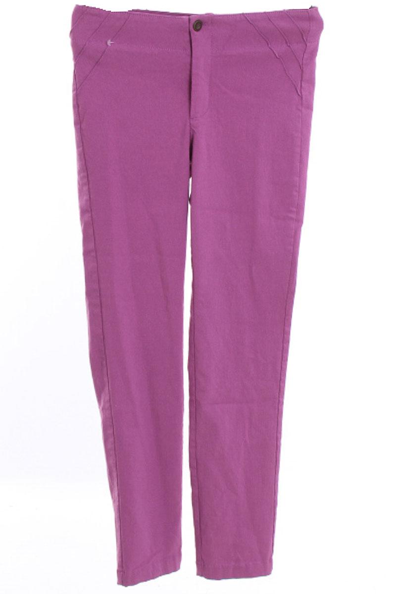 Pantalón Casual color Morado - Amparo Usuga