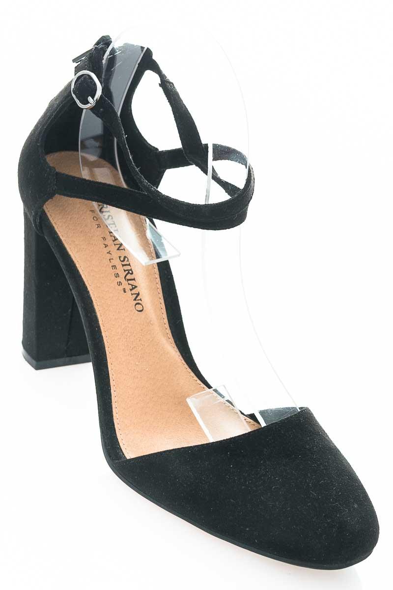 Zapatos Baleta color Negro - Christian Siriano