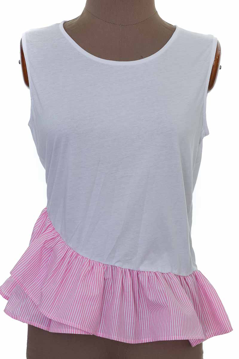 Top / Camiseta color Blanco - Seven Seven