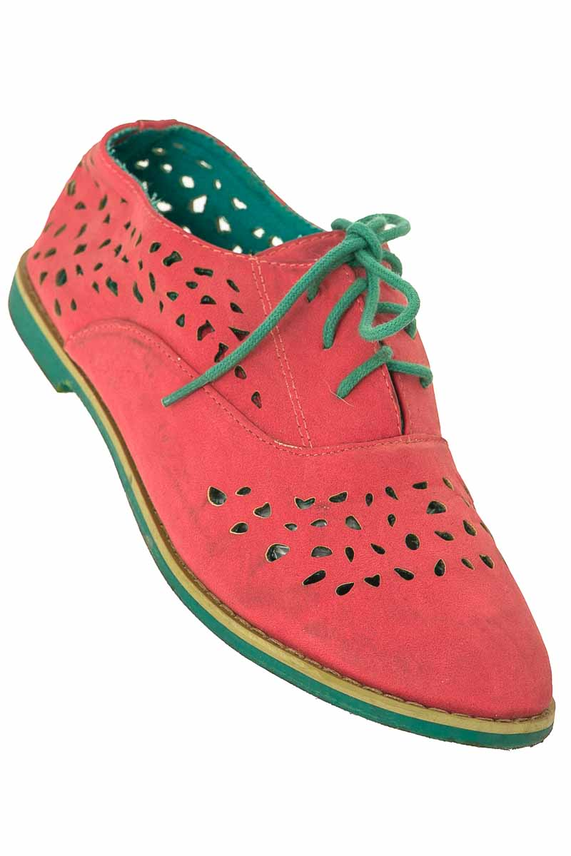 Zapatos Tenis color Rosado - Nature Breeze