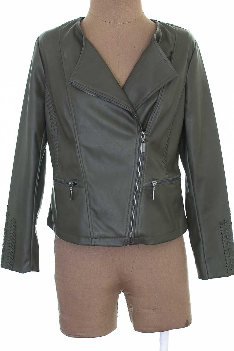 Chaqueta / Abrigo color Verde - Alfani