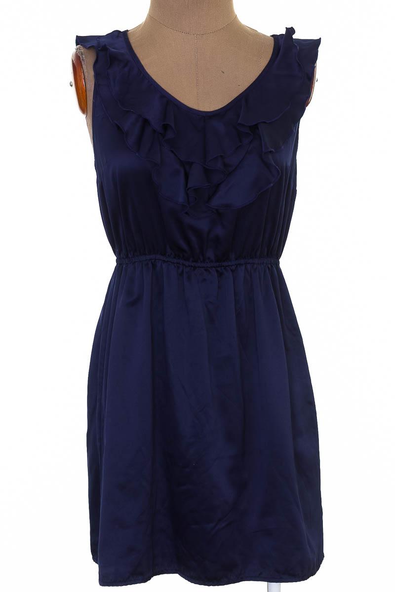 Vestido / Enterizo Casual color Azul - Forever 21