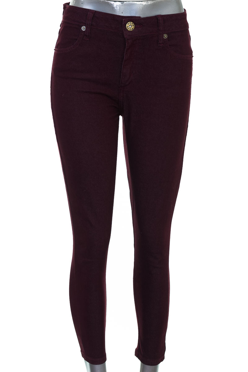 Pantalón color Vinotinto - Pacífika