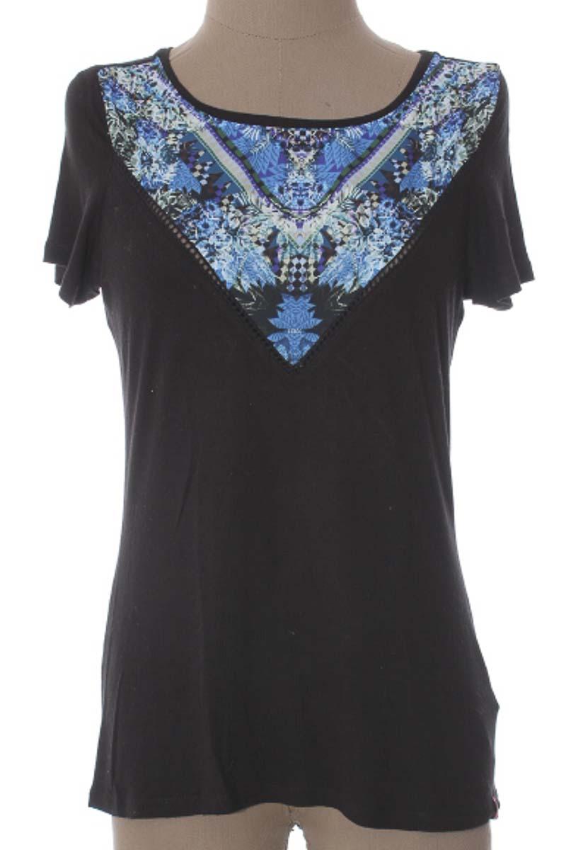 Top / Camiseta color Negro - Esprit