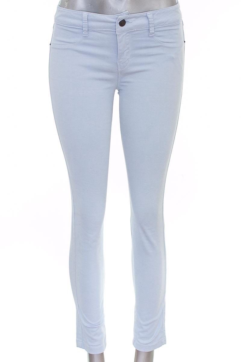 Pantalón Casual color Azul - Pronto