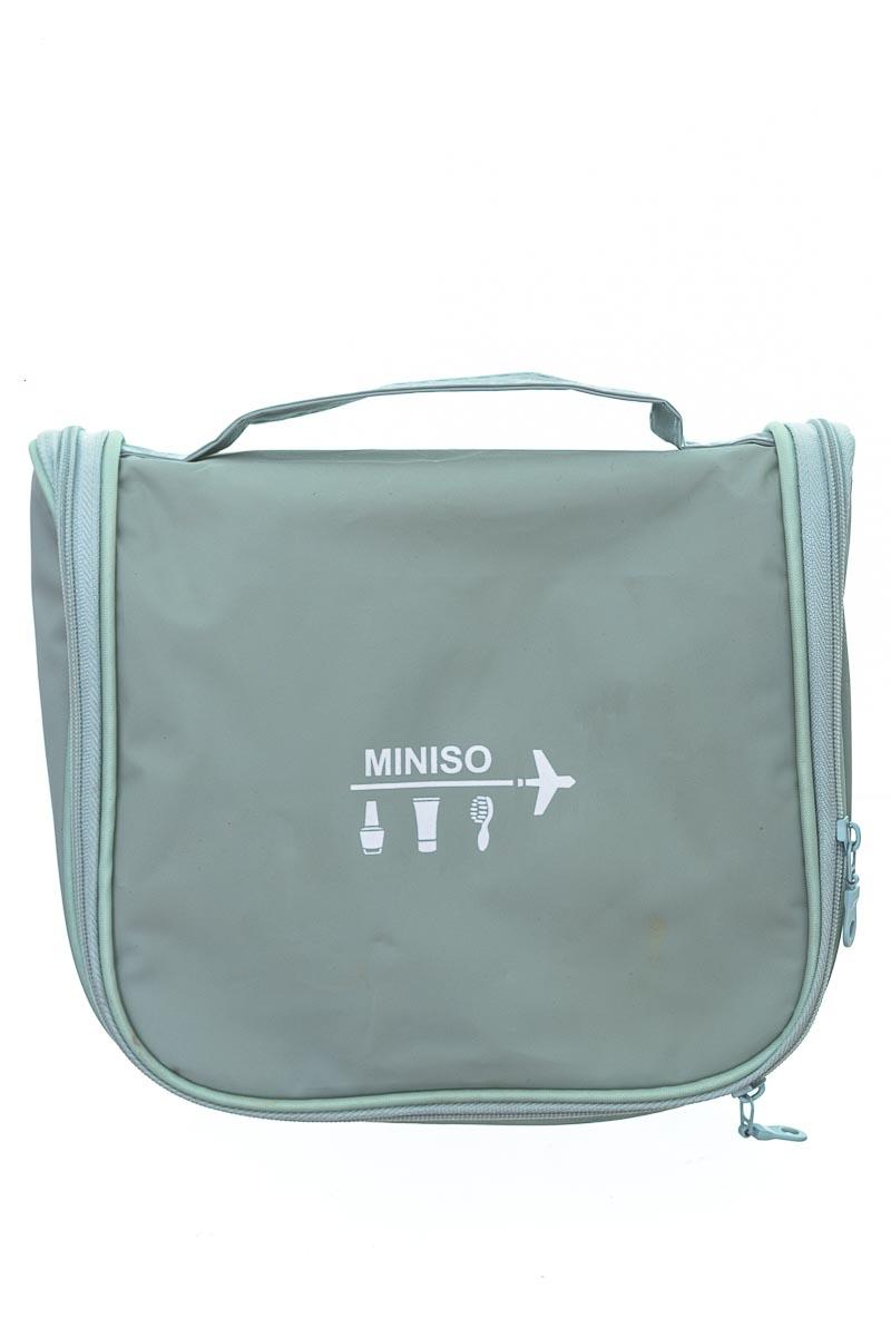 Cartera / Bolso / Monedero color Verde - MINISO