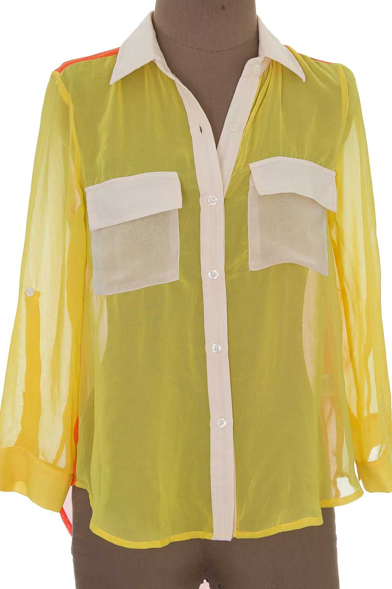 Blusa color Amarillo - BLVD