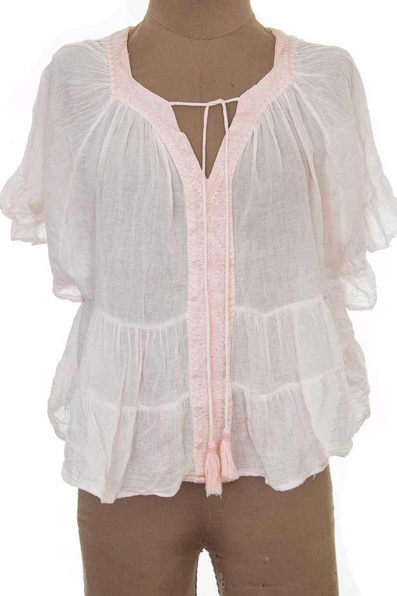 Blusa color Rosado - Rapsodia
