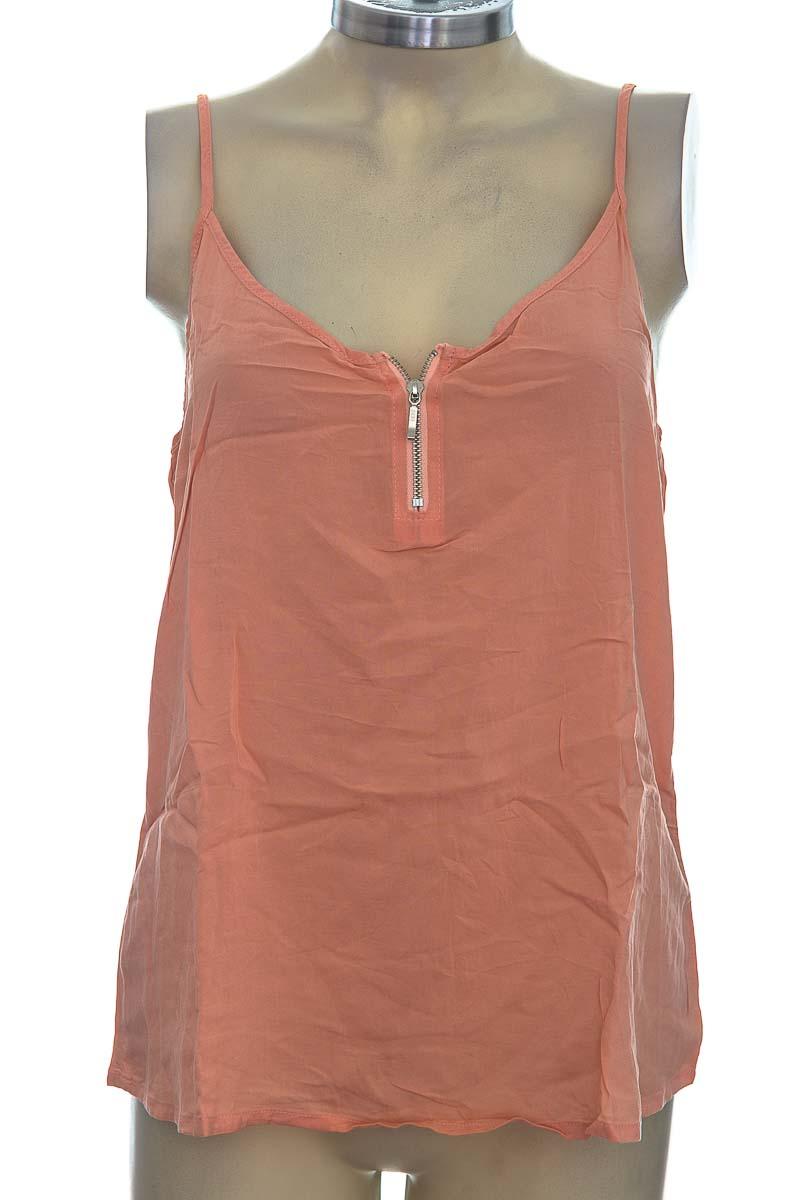 Top / Camiseta color Naranja - Pacífika