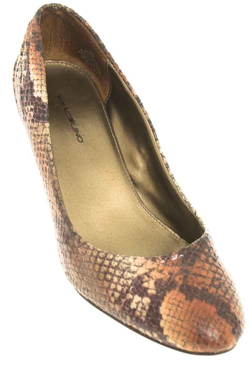 Zapatos Tacón color Café - Bandolino