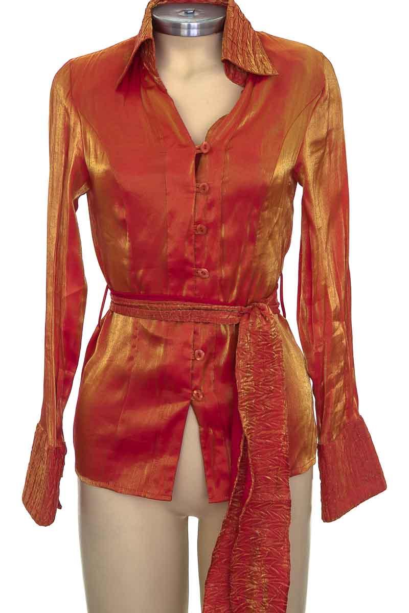 Blusa color Naranja - Tejada