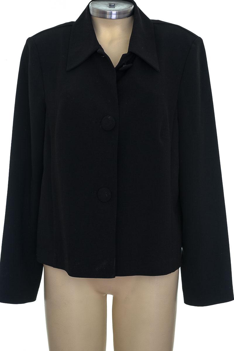 Chaqueta / Abrigo color Negro - Portrait
