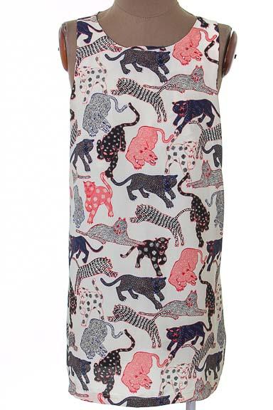 Blusa color Beige - H & M