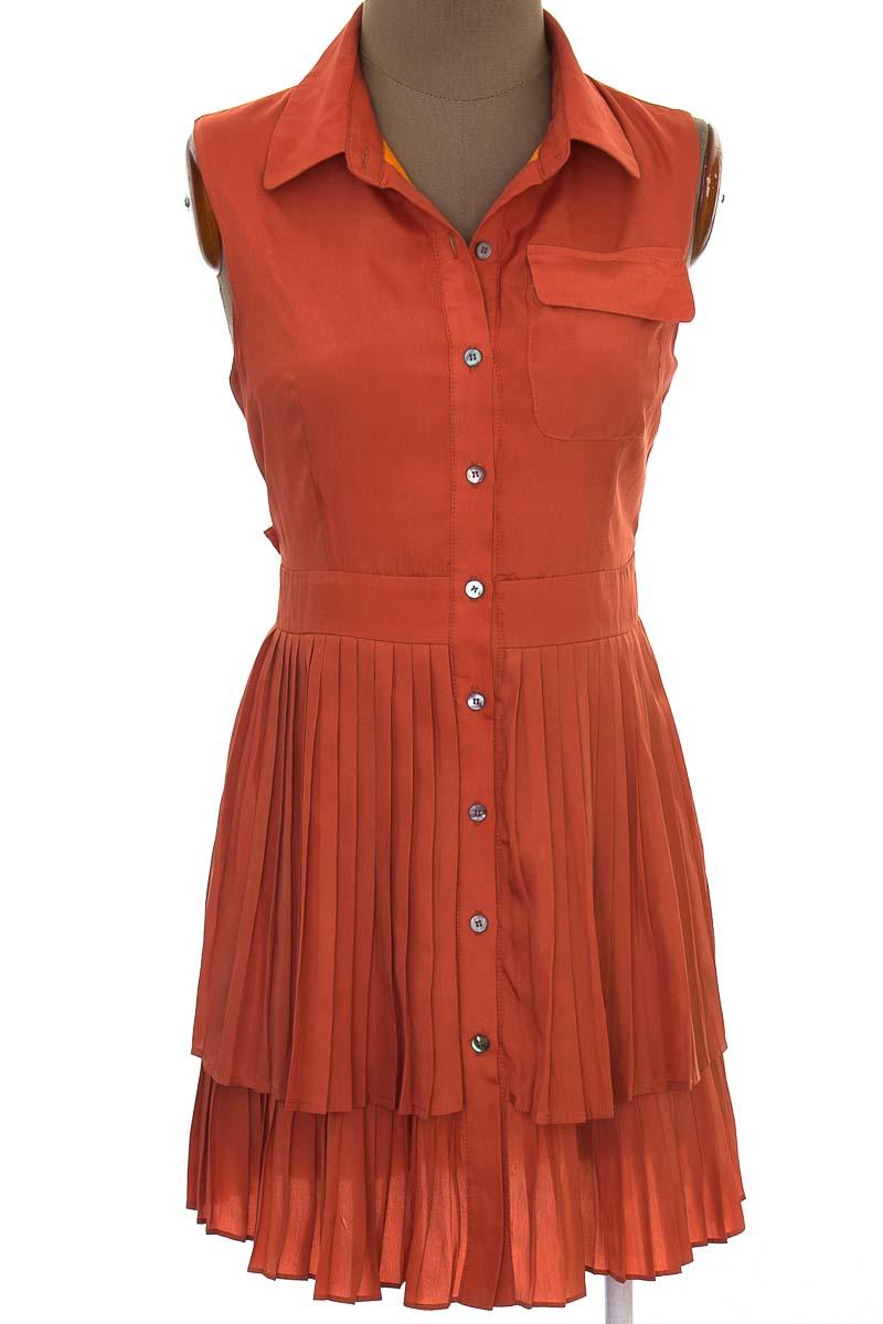 Vestido / Enterizo Casual color Naranja - Kling
