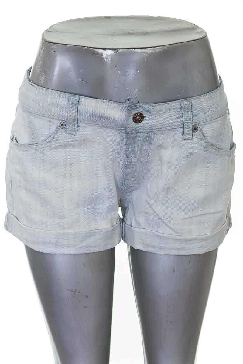 Short Jean color Azul - Carmar
