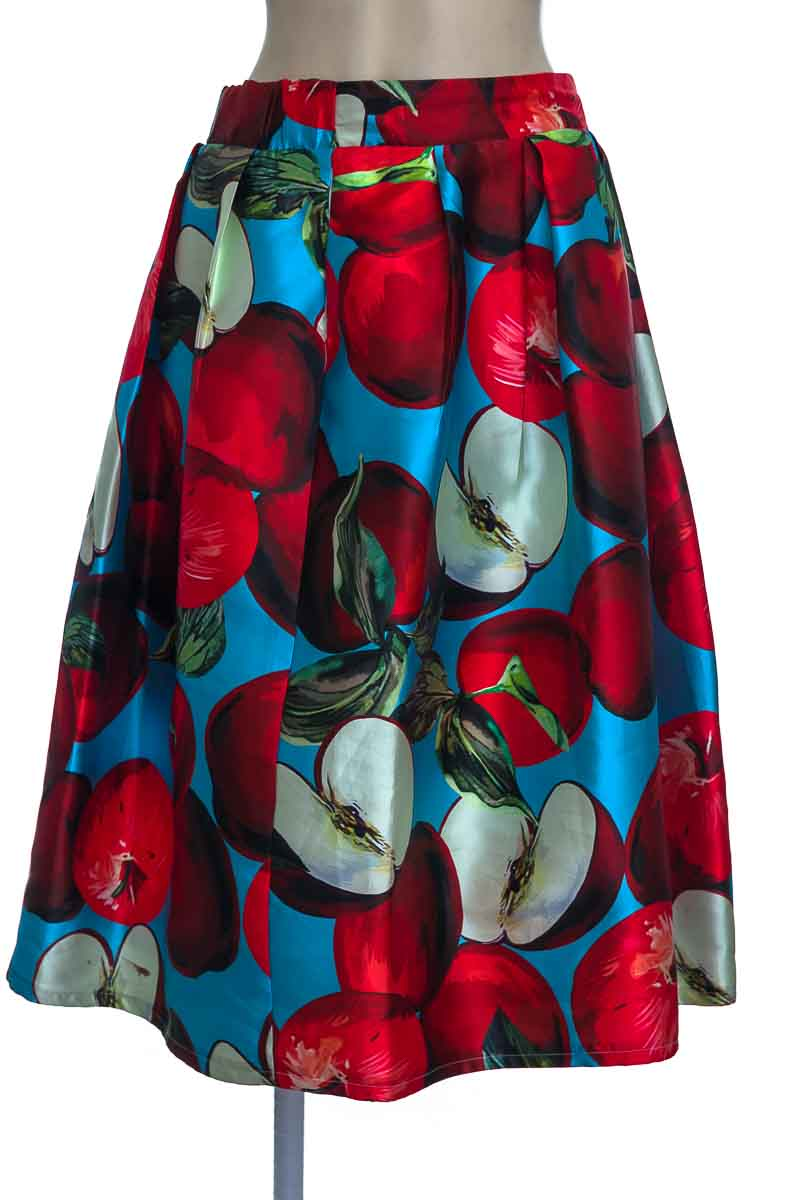 Falda color Rojo - HESPERUS