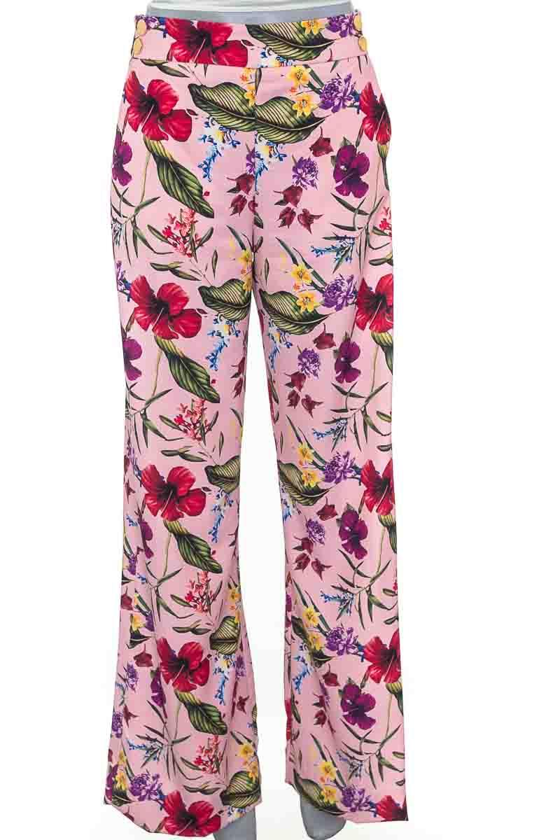 Pantalón Formal color Rosado - Studio F