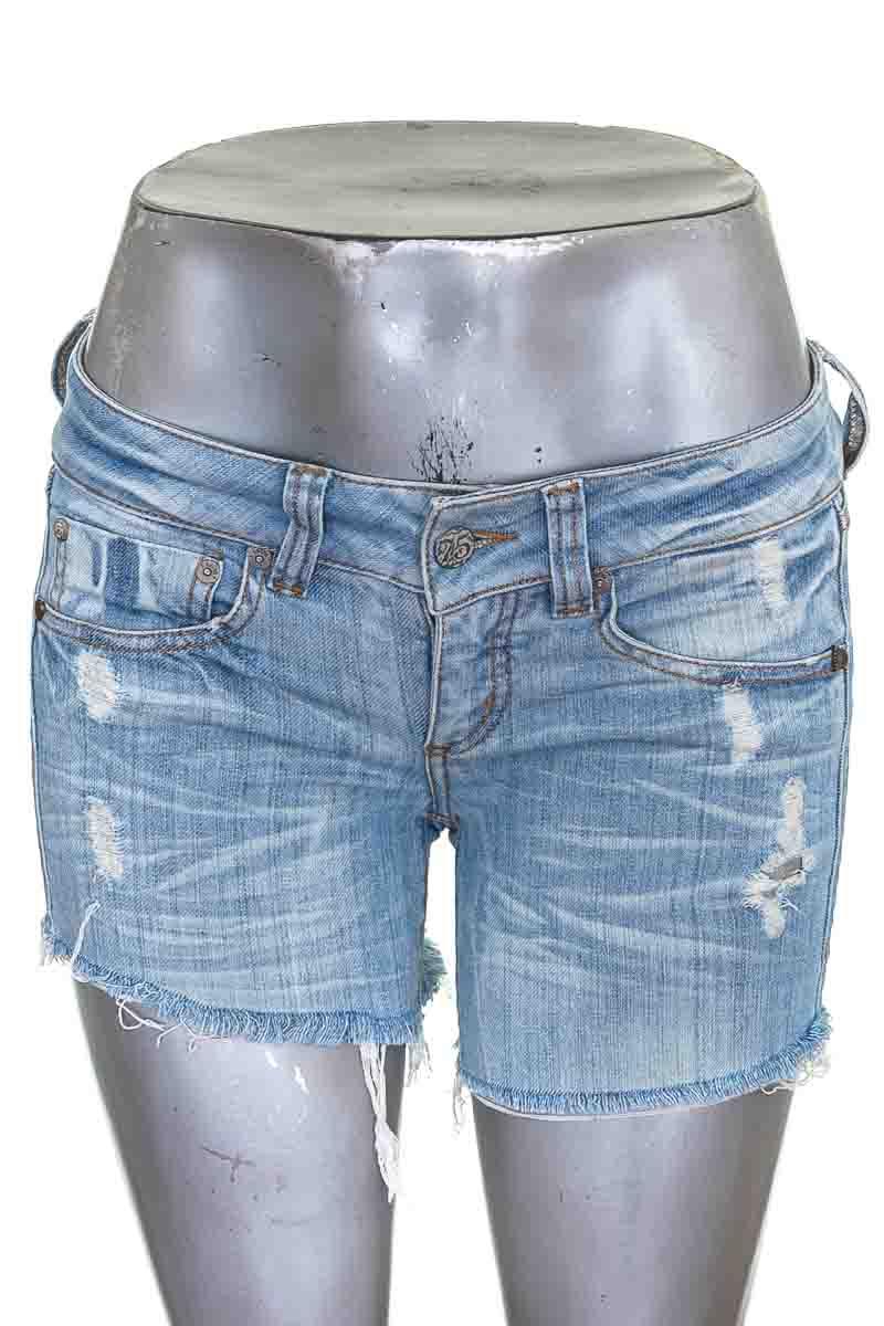 Short Jean color Azul - Americanino