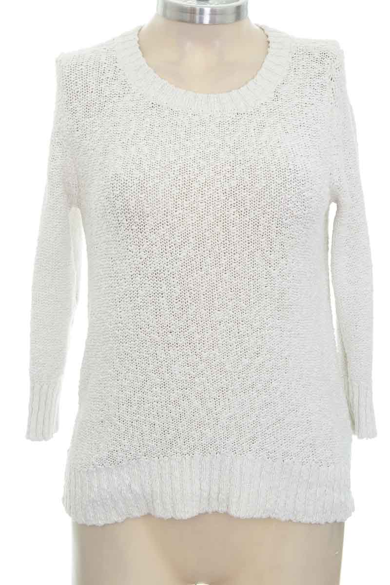 Sweater color Blanco - H&M