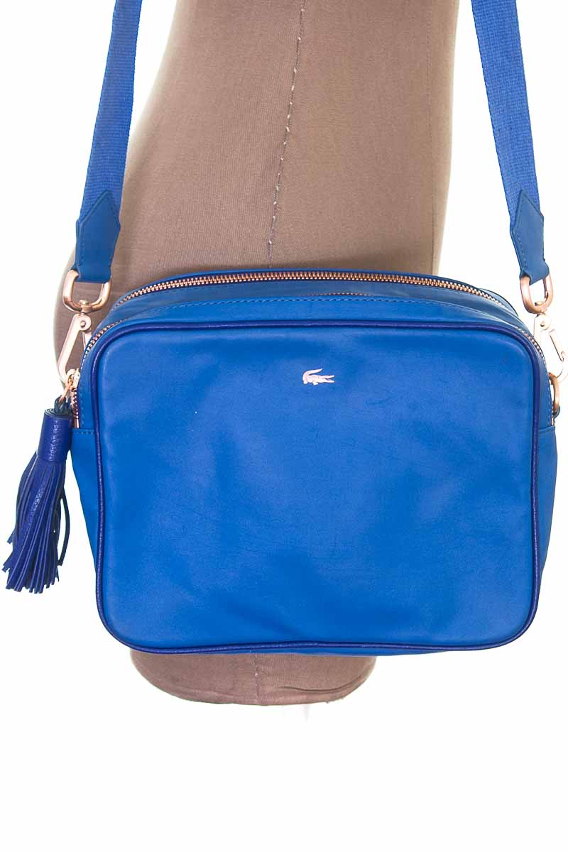 Cartera / Bolso / Monedero color Azul - Lacoste
