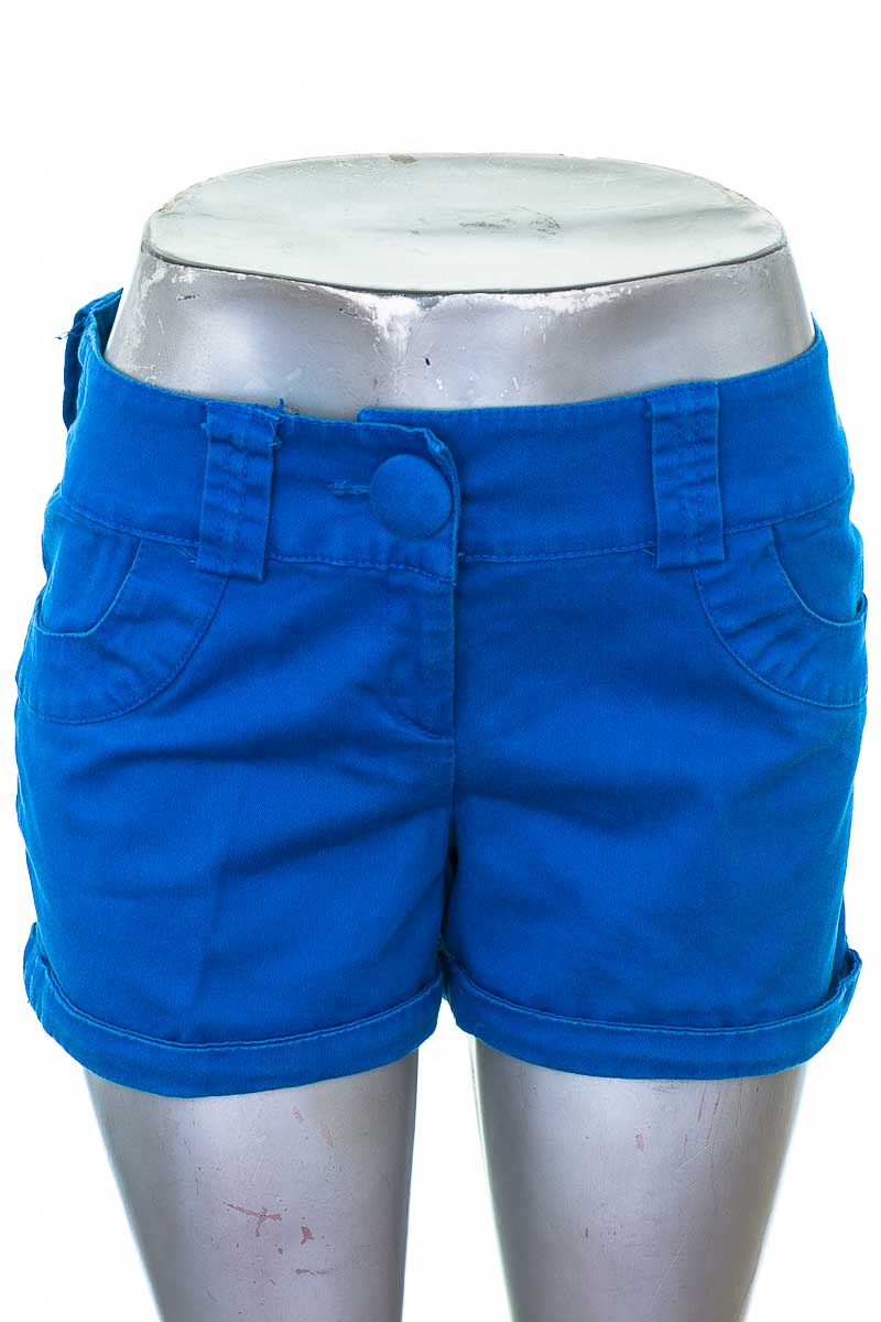 Short Casual color Azul - H&M